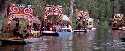 Bodas en xochimilco for Jardin xochimilco